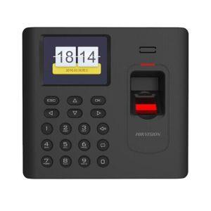 DS-K1A802MF-B Fingerprint Time Attendance Terminal