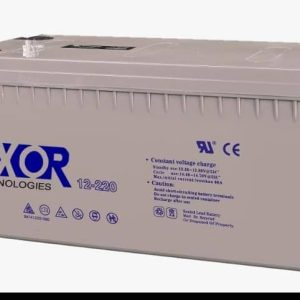 Exor Deep Cycle Inverter Battery 12V 200AH