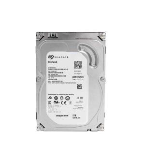 Hikvision Branded 2TB Seagate Surveillance Hard Drive